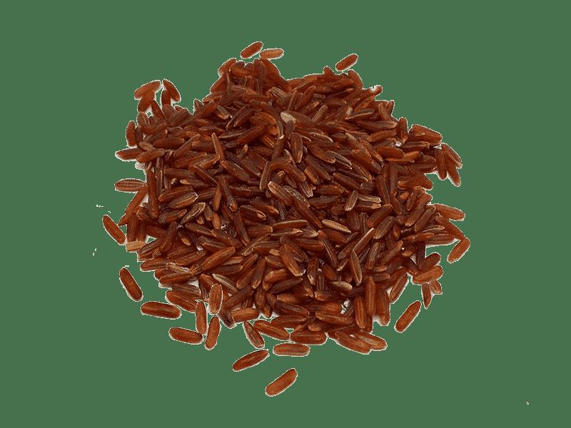 arroz rojo