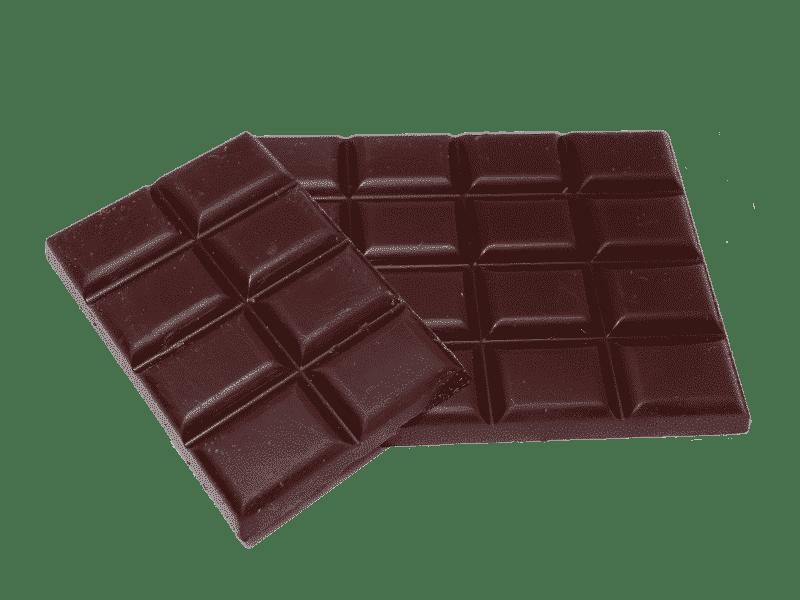 chocolate negro 64
