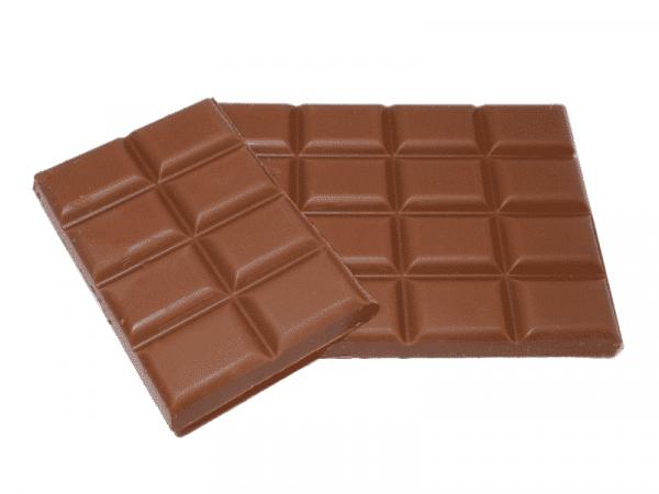 chocolate con leche 33%