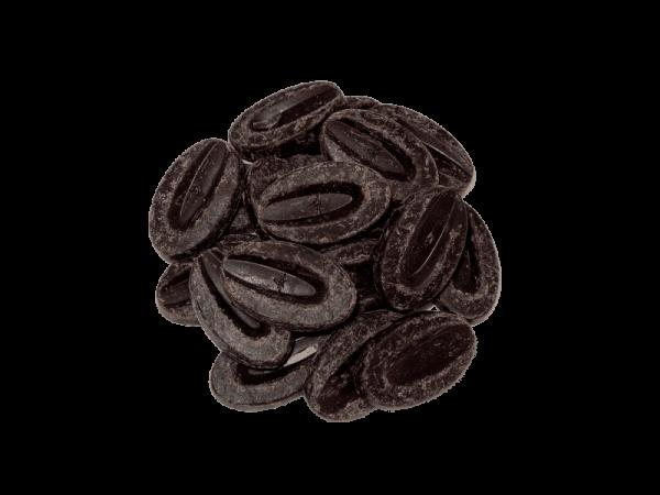 cobertura de chocolate negro 82%