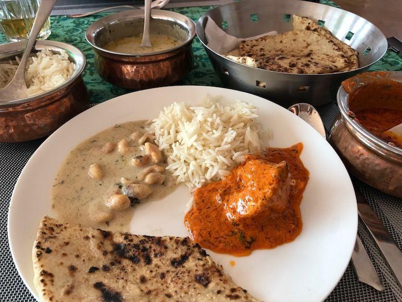 cocina de oriente medio