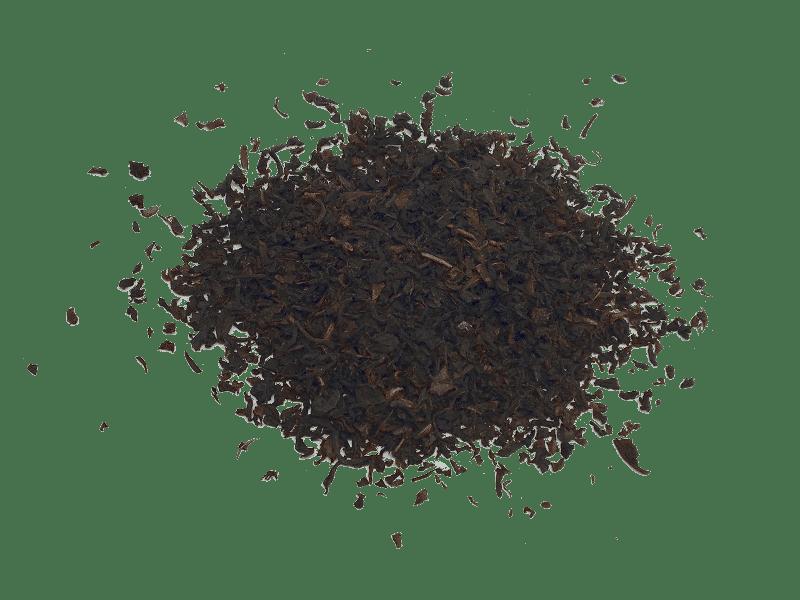 te negro English Breakfast organico